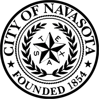 City of Navasota logo